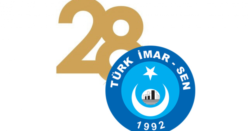 Türk İmar-Sen 28 Yaşında