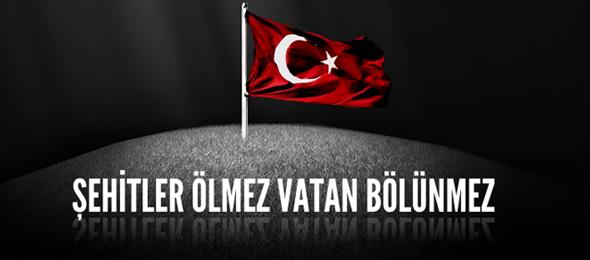 Türk Milletinin Başı Sağ Olsun: 3 Şehit