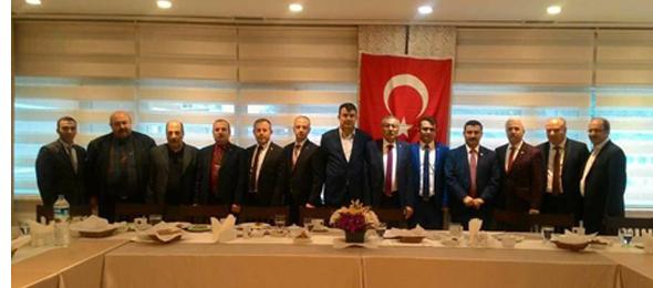 Bursa'da Şehitlerimizi Andık