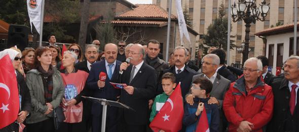 İstiklal Marşımızın Kabulünün 96. Yıl Dönümünü Kutladık