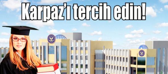 Karpaz Üniversitesinde İndirim