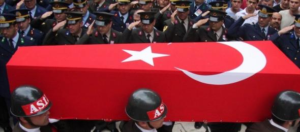 Türk Milletinin Başı Sağ Olsun: 8 Şehidimiz Var
