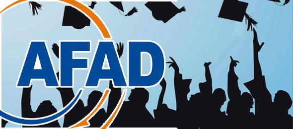 Afad'da Eğitim Hakkı Tayini Verilmesi İçin Başvuru Yaptık