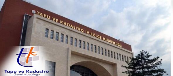 Tapu'da Yeni Müdürlükler