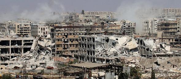'Halep'te İnsanlık Ölmesin' Kampanyasına Destek Veriyoruz