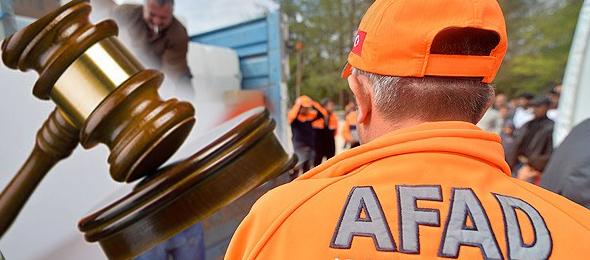 Mahkeme AFAD Çalışanına Yemek Yardımı Verilmesine Hükmetti